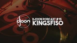 Djoon Podcast #15 - KingSfiso