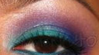Mermaid inspired look. makeup tutorial - contest entry for MakeupByRenRen Thumbnail
