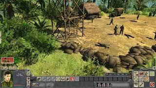 Men of War: Vietnam Gameplay