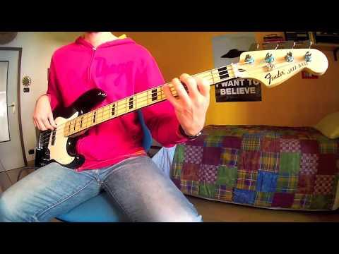 Randy Newman - I Love L.A. (BASS COVER with FENDER JB4 CS60s PU + TC ELECTRONIC BH500 HEAD)