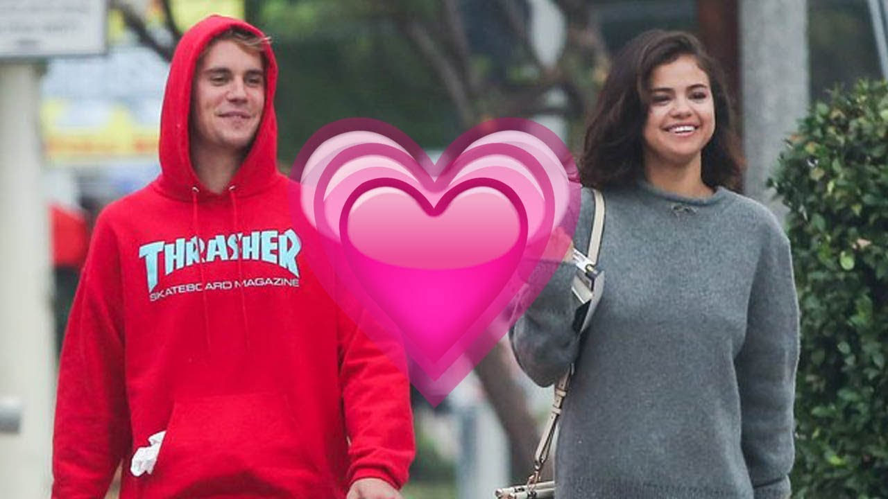 Selena Gomez and Justin Bieber Celebrate Valentine's Day With Late Dinner and Church Service