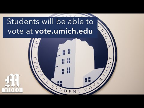 What's on the student government ballot - Fall 2020