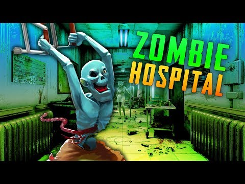 ZOMBIE HOSPITAL - Revisited★ Call of Duty Zombies (Zombie Games)