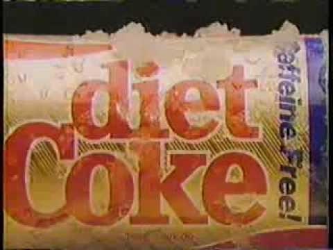 1984 Caffeine Free Diet Coke Commercial