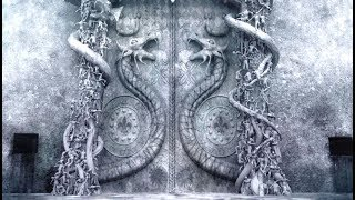 5 Mysterious Temples & Doors That Can Never Be Opened