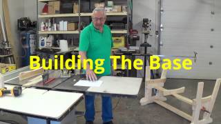 Building A Loveseat Glider