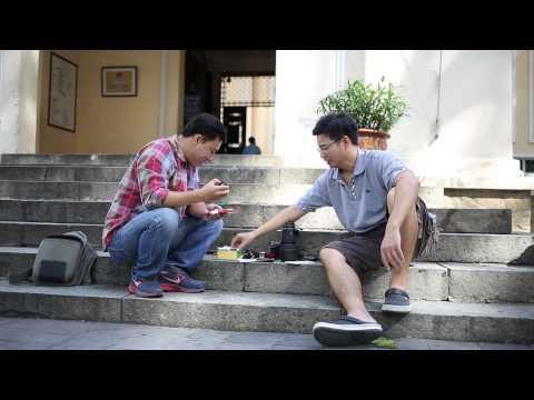 Tinhte.vn - Chụp cận cảnh bằng điện thoại di động