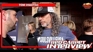 "Tom Shadyac Interview - ""Brian Banks"" Red Carpet"