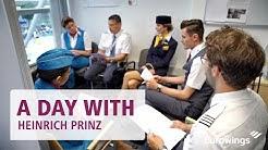 Eurowings - Ein Tag im Leben eines Piloten