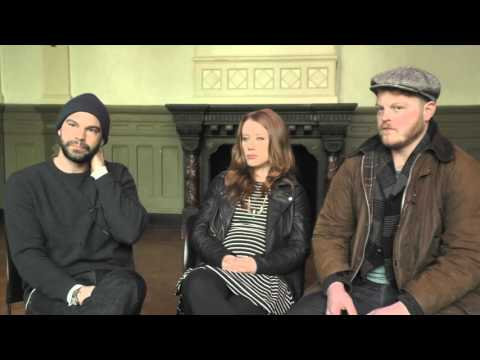 The Lone Bellow interview - Zach, Brian, and Kanene (part 1 ...