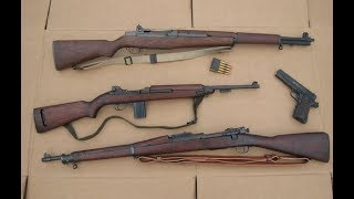 Surplus M1 Garands and M1911s Hit the Market
