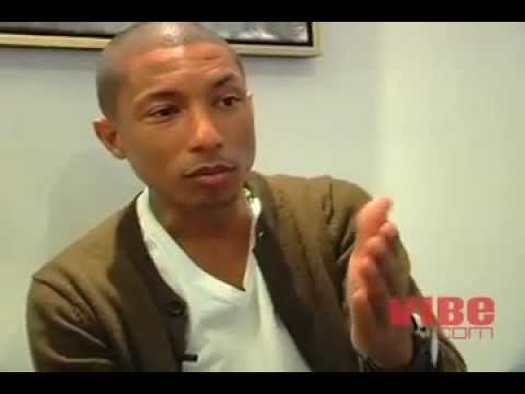 Pharrell Williams Talks Working With Frank Ocean