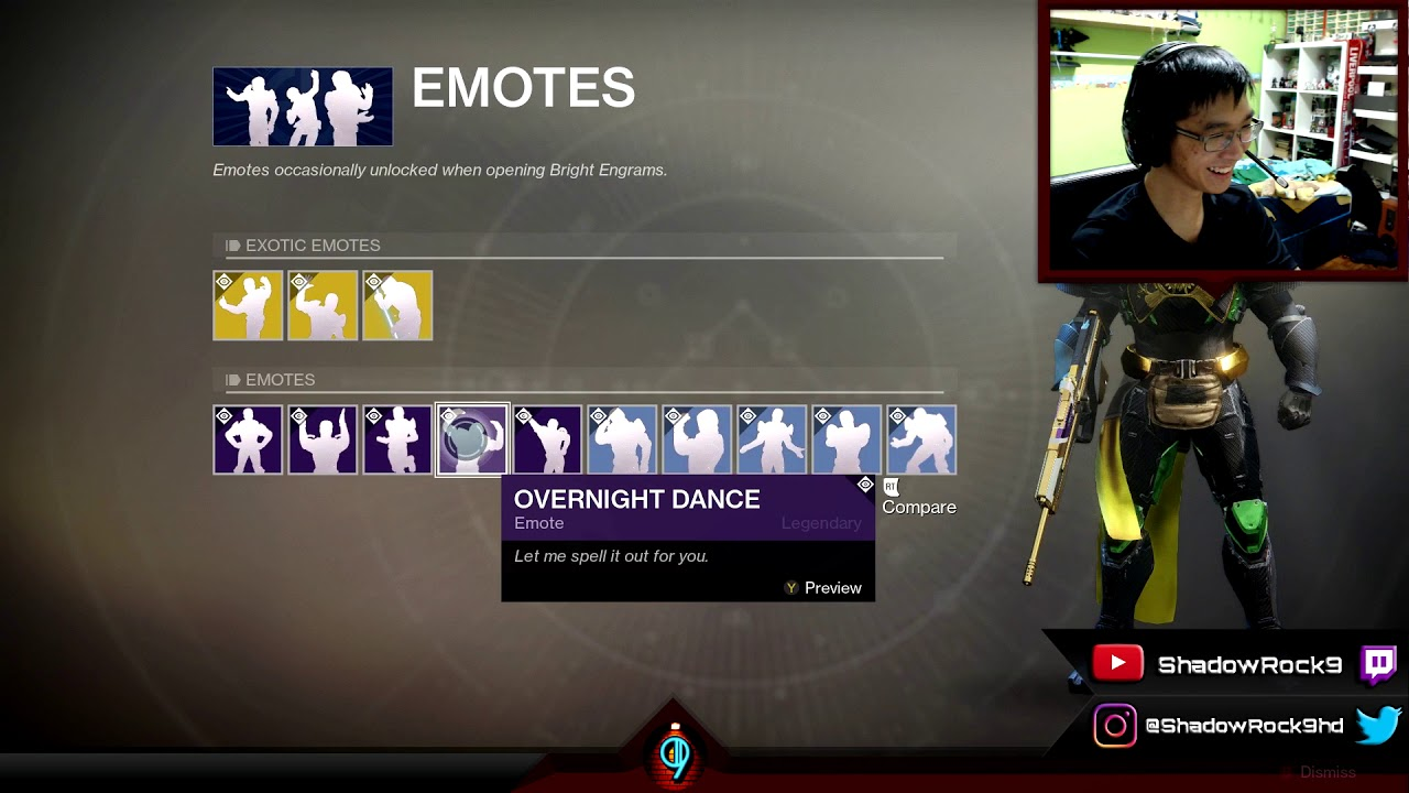 how to get ramen emote destiny 2