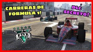 COMO JUGAR CARRERAS DE FORMULA 1 en GTA 5 online *DLC SECRETO* (2020)