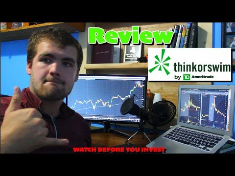 Td ameritrade forex review