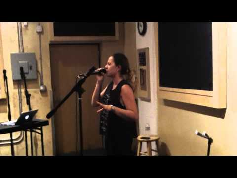 Rachel McClusky Rehearsal - Music Garage