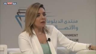 الدبلوماسية العامة والعلاقات الخارجية.. جلسة نقاشية مع الأمين العام لمجلس التعاون الخليجي