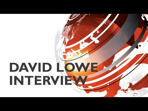 David Lowe talks about creating the BBC News music
