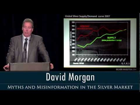 ‪David Morgan (Myths and Misinformation in the Silver Market)‬