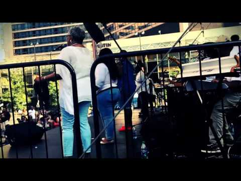 Rodney Posey Live Fountain Square June 26 2016
