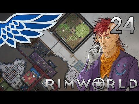 RIMWORLD 1 0 MODDED   Mayor's Office Part 24 - Rimworld Mod