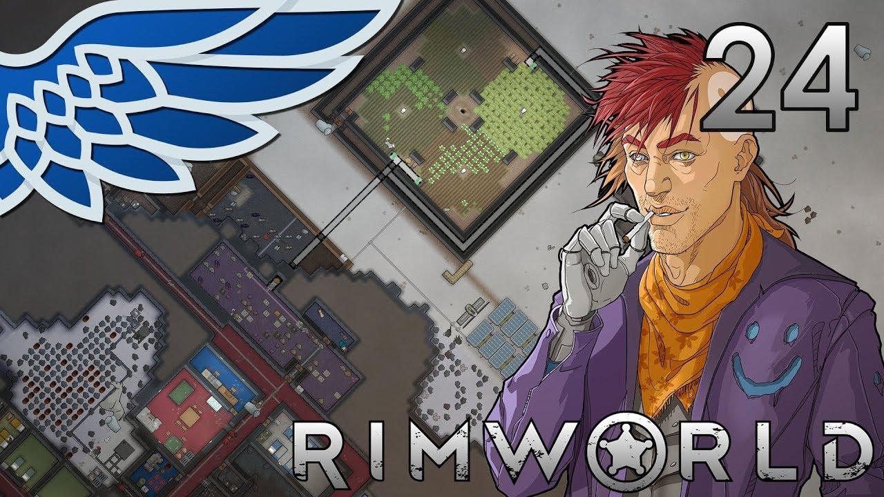 RIMWORLD 1 0 MODDED   Mayor's Office Part 24 - Rimworld Mod Let's Play  Gameplay