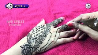 Incredible Mehndi Designs | Designer mehndi for Ramzan Eid