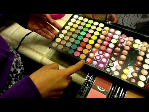 SEPHORA MAKEUP STUDIO BLOCKBUSTER 2011