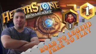 ACCOUNT FREE TO PLAY!! ROAD TO LEGEND #17 (THE END)
