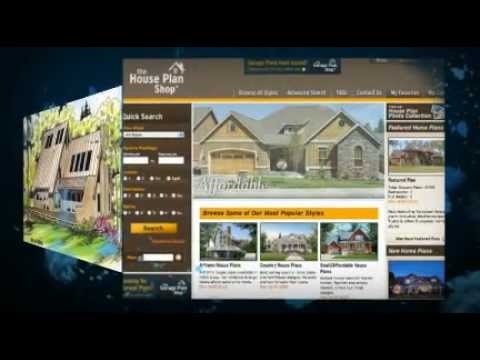 A-Frame House Plans from The House Plan Shop
