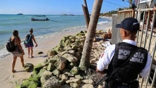 State Department issues Mexico travel warning amid violence