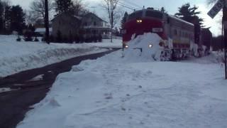 Gettysburg Railway Snow Duty 2