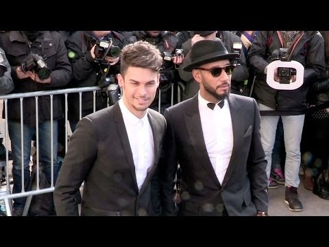 Swizz Beatz, Baptiste Giabiconi and more at Chanel Fashion show in Paris