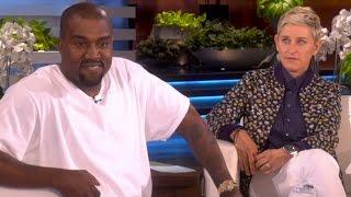 Kanye West GOES FULL KANYE On Ellen | What's Trending Now