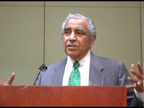 Cong. Charles Rangel - New York's 15th District (NBLCA Breakfast Welcome Part 2)