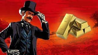 ⭐ Баг на бесконечные деньги в Red Dead Redemption 2 ⭐