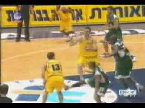 Best assists of Sarunas Jasikevicius