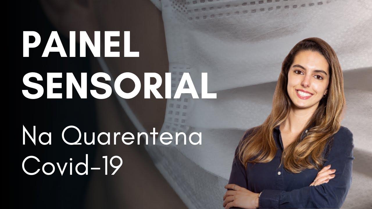 Análise Sensorial na Quarentena #NovoNormal