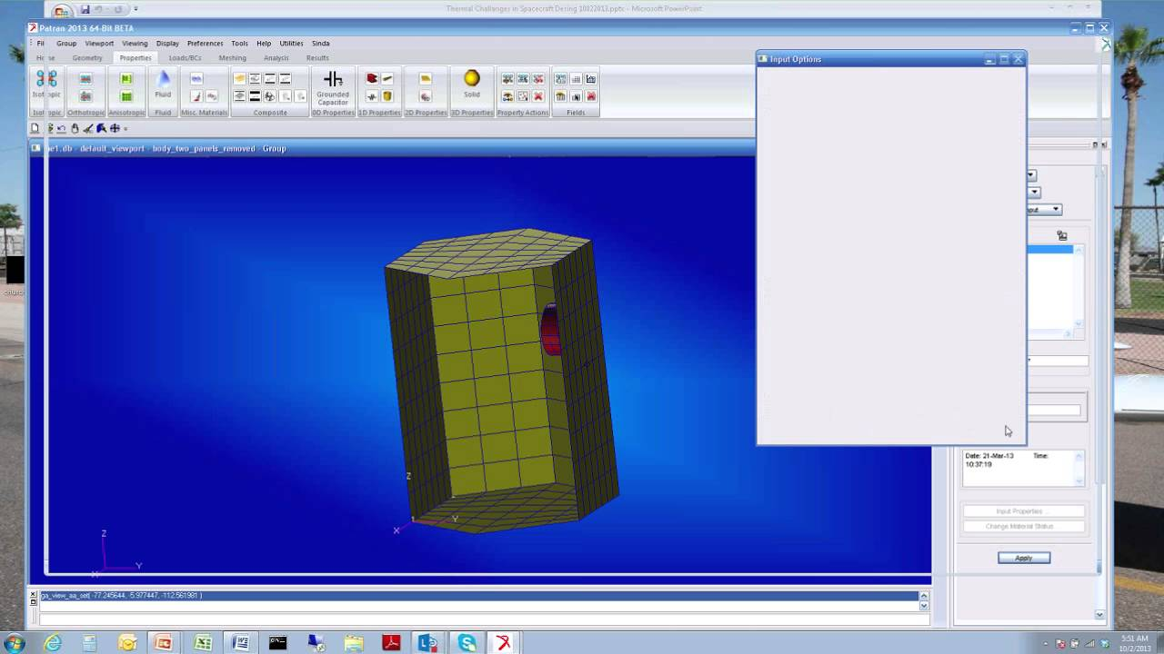 Sinda thermal challenges in spacecraft design youtube for Thermal watches