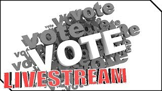 WITH THE COMMUNITY PLAYING ROBLOX / GTA ONLINE - VOTING LIVE STREAM