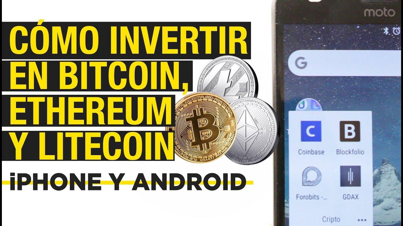 Mejor inversión de bitcoin en línea