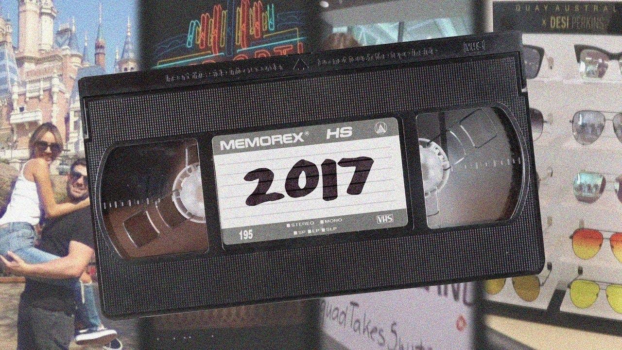 2017 YEAR IN REWIND | DESI PERKINS