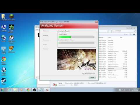 How To Install Amd Radeon 6470m PROPERLY AND CORRECTLY