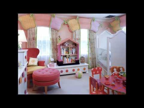 Lovely Elegant Feminine Bed Room Design For Girl Feminine