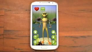 Talking Crazy Frog - Talking App for Kids