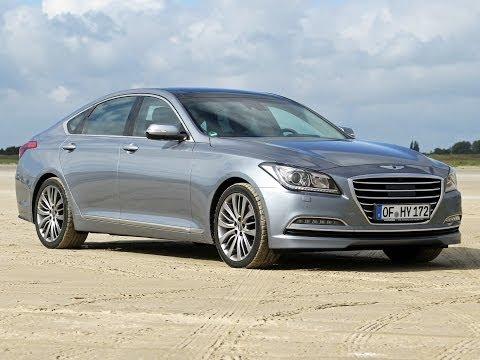 Hyundai Genesis Test Fahrbericht 2014