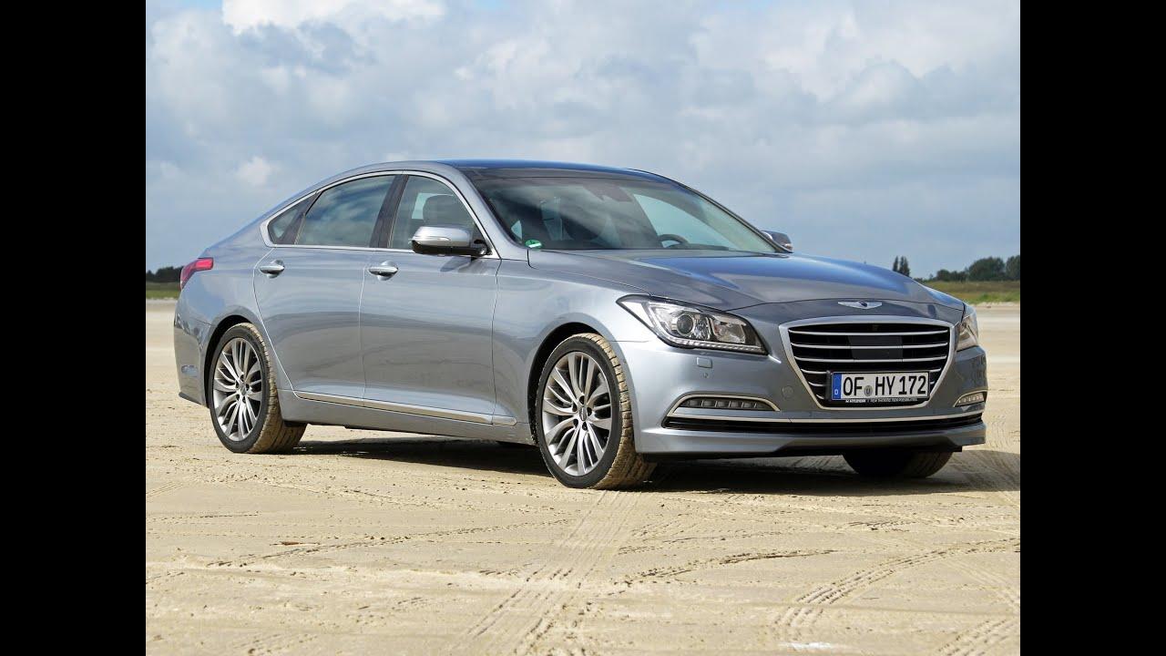 Hyundai Genesis Test | Fahrbericht | 2014