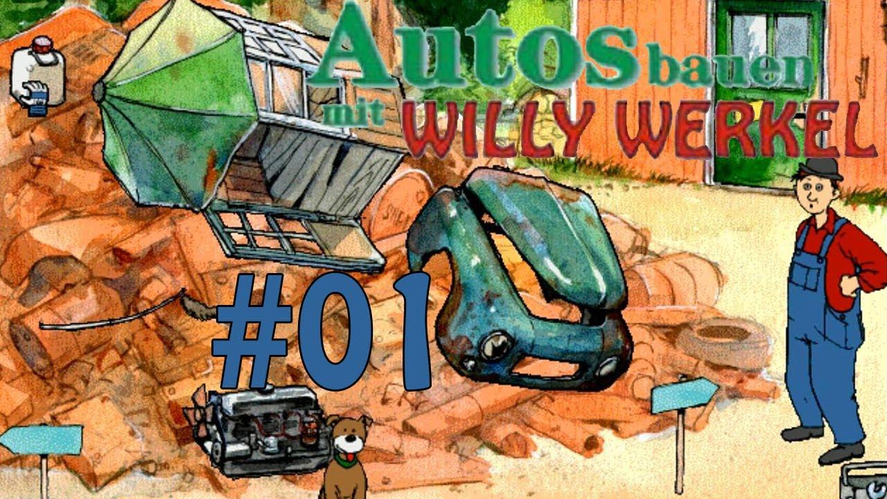 SAVVY Willy Werkel - Autos bauen