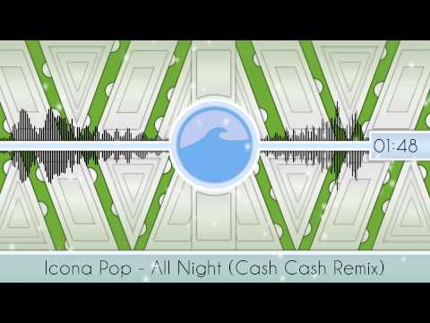 [CC Week][Electro House] Icona Pop - All Night (Cash Cash Remix) [Available On Beatport]