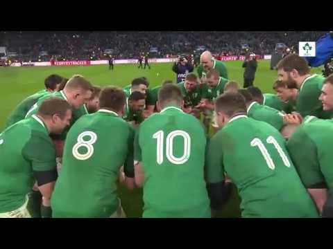 Ireland's Grand Slam 2018